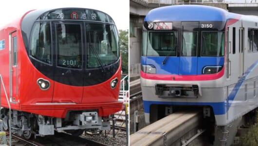 電車が四角顔から丸顔へ変貌中!?—東西の新車に見る最新の「鉄道車両デザイン考」