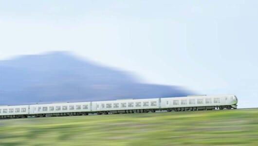 今まで見たことのない新しい車両—鉄道車両のデザインに一石を投じる「西武新型特急」