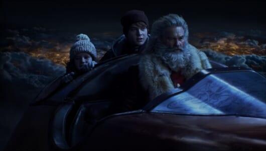 クリス・コロンバスが手掛けるNetflix『クリスマス・クロニクル』予告映像&場面写真解禁