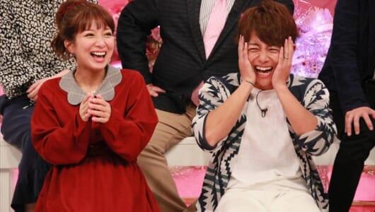 辻希美・杉浦太陽夫妻が結婚12年目でテレビ初共演