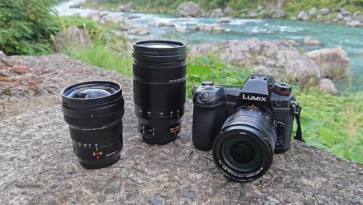 【撮影旅】これぞ一眼カメラの醍醐味! パナのミラーレス&交換レンズを駆使して青梅線沿線を撮り歩く旅
