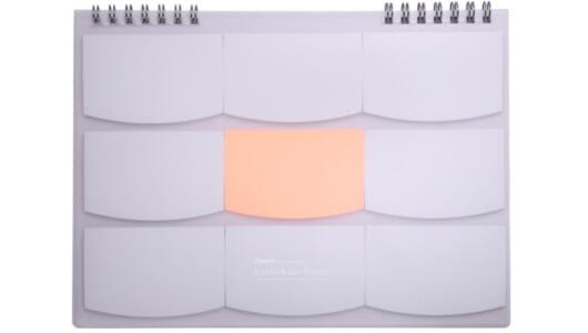 アイデアがふくらむ、考えがまとまる! 付箋の組み替えで着想するノート