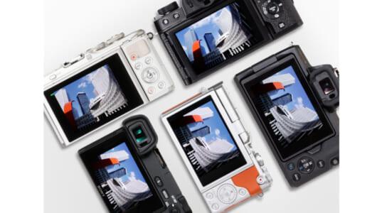 【保存版】人気ミラーレスカメラを徹底比較! 2つのシーンで「画質」を検証【実写編】