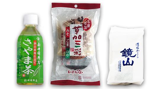 「草加せんべい」も「さやま茶」も絶品! こんなにある埼玉県のご当地グルメ