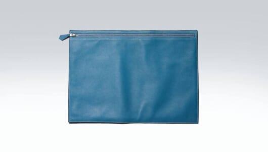 【男の格上げ逸品バッグ】実は一番愛用しているエルメスが意外にも…。取り回しが良すぎる「ジップ・ザック」