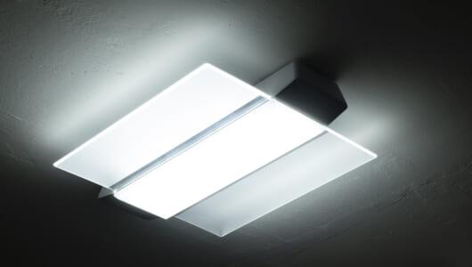 実は、仕事にも驚くほど役立った! 「光と音を演出する」シーリングライト、クリエーターの事務所に設置したら?