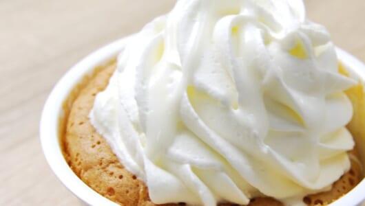 フワフワな濃密シフォンケーキと北海道産の生クリームがたまらない!ファミマの「クリームシフォン」