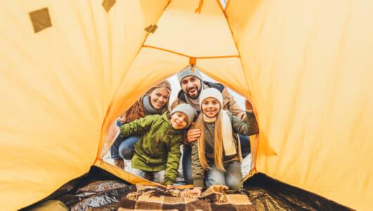 初めての冬キャンプに絶対必要なアイテムとは?――防寒対策はシュラフだけじゃダメ、マットとの組み合わせで攻略せよ!