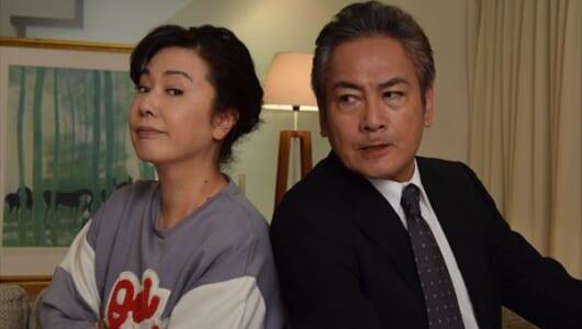 名取裕子&宅麻伸が初対談!『法医学教室』シリーズで26年間夫婦を演じ続ける2人の本音