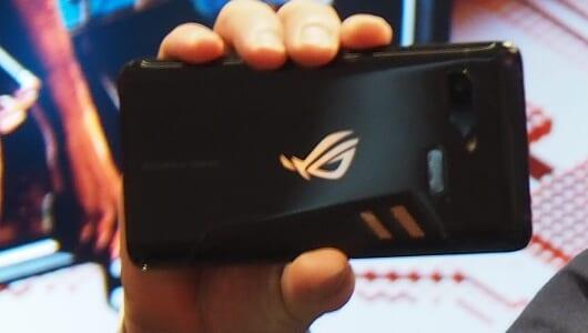 ASUS「ROG Phone」はただの高性能ゲーミングスマホにあらず! アプリゲーム市場すら変える可能性も?