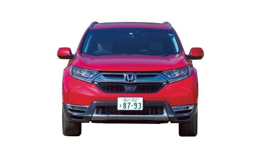 日本のクルマ市場が超特殊であることを、象徴する一台。ホンダ CR-V