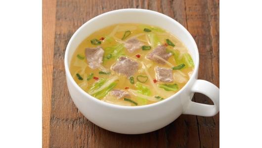 熱湯を注ぐだけ! 夜食にぴったりな無印良品の「食べるスープ」ランキング