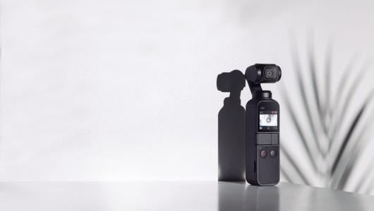 ICレコーダー ? いえ、ブレないムービーカメラです。「Osmo Pocket」の衝撃