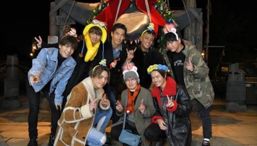 三代目J Soul BrothersがUSJでサプライズデート!?『モニタリング』12・13放送