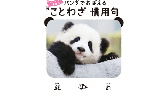 「お茶の子さいさい」の「お茶の子」って何?――『パンダでおぼえる ことわざ慣用句』