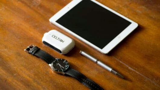 外出時の荷物が減る! クラウドで大人気の「世界最小の多機能デバイス」