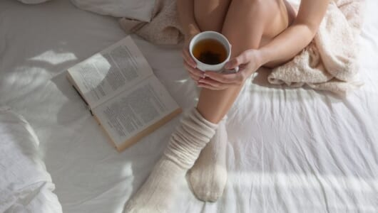疲れ・肩こり・寝つきが悪い…万病の元「冷え性」を改善する方法