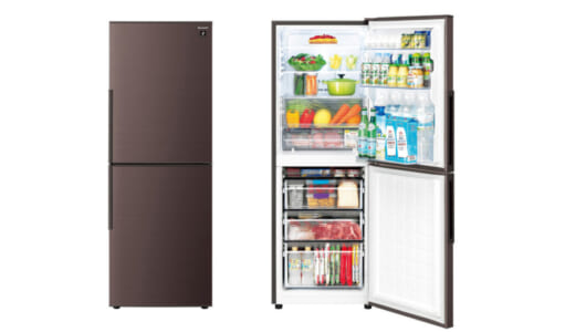 業界最大、しかも4段引き出し! 125Lの「メガフリーザー」で買いだめニーズを満たす冷蔵庫