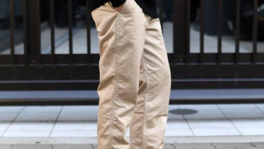 ガンガン着られる「ヘビーデューティー」。大阪のお店から4点ピックアップ