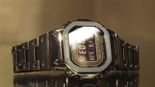 大人のデイリーユースに相応しい「オールブラック」の腕時計3本
