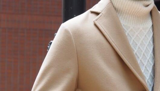 オーバーサイズ全盛の今だから着たい。プロ推薦の「すっきりと上品なコート」6選
