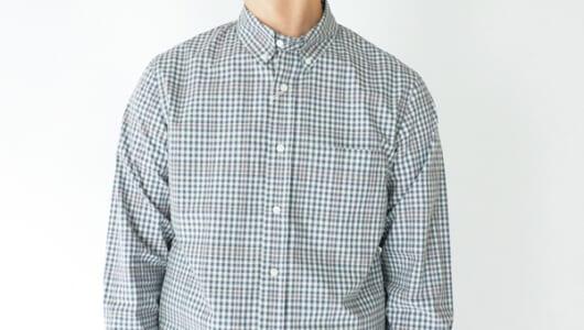 アウターは着回し要員。いま充実させるべきは、インナーで映えるシャツだったり?
