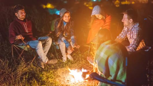 キャンプやフェスで驚くほど快適に過ごせるおすすめアウトドアチェア5選