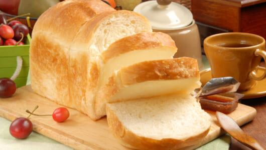 「食パン」「パンの耳」って英語でなんて言う?