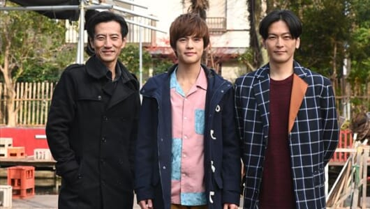 『龍騎』の須賀貴匡、津田寛治と『ジオウ』に出演「まさか16年ぶりに演じられるとは」