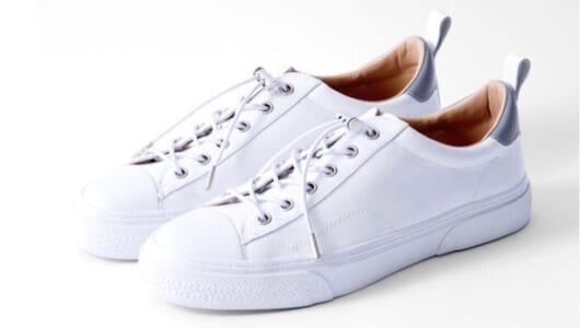 服好きが「被らない白スニーカー」をご案内。選ばれた6足はコレ