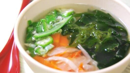 風邪予防にぴったり♡ ファミマの新商品「ネバネバ生姜スープ」にハマる人続出中!