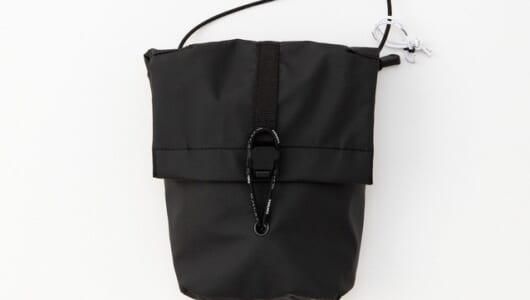いますぐ使えるトレンドアイテム。買い足しバッグはやっぱり「ミニ」で