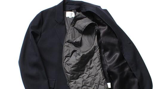 やっぱり男は「ジャケット」を着ていたい。屋内で魅せるための4着
