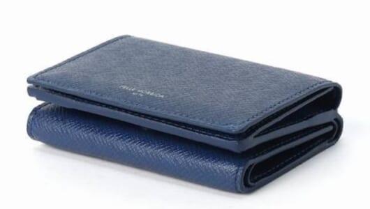 キャッシュレス化の流れに乗って。「コンパクトな財布」3点