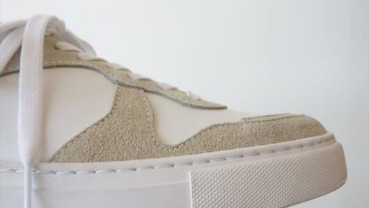 ついつい履いてしまう「白スニーカー」。丈夫で長く履けるものは?