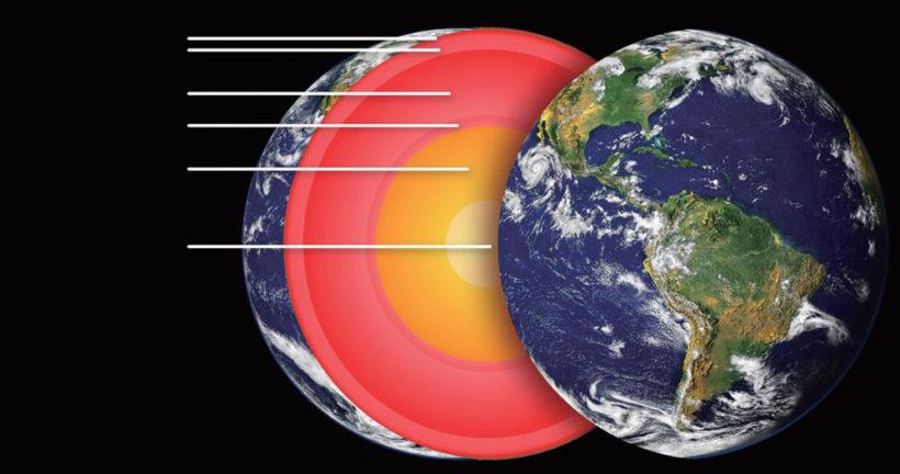 ムー的地球の秘密】地球の内部は「密」か「空」か? 地球空洞論の超 ...