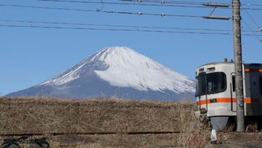 富士山の美景&迫力ある姿を満喫! ―― さらに調べると御殿場線の奥深い魅力が浮かび上がってきた!!
