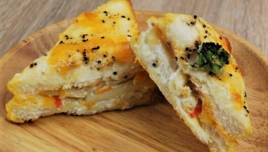 【テイクアウトめし】今の時期こそ食べたい! ヴィ・ド・フランス「クロックムッシュ(チーズグラタン)」