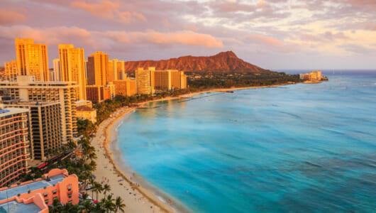 「配車アプリ」から導き出したハワイの意外な「人気スポット」4つ