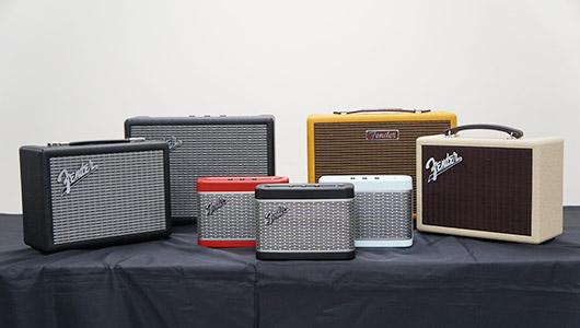 フェンダーらしさを感じる音が魅力! 「ギターアンプ型のBluetoothスピーカー」3機種を聴き比べた