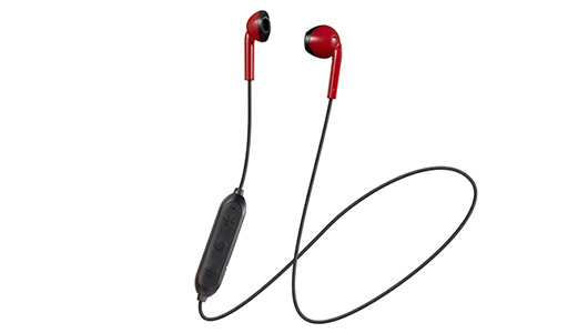 カナル型が苦手な人に最適! 耳の圧迫感が少ない開放型ワイヤレスイヤホン「HA-15BT」
