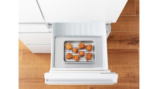「ジューシーに美味しく冷凍」ってどういうこと? 急速冷凍「業務用レベル」のパナソニック冷蔵庫