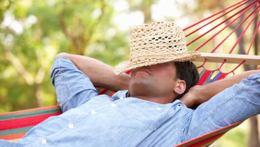 科学的にハンモックを分析! 「揺れ」がヒト&動物の睡眠に与える効果とは?