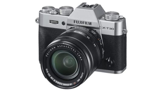 """「一眼カメラが気になる」層のつぼを押さえた""""ちょうどいい""""カメラ「X-T30」"""
