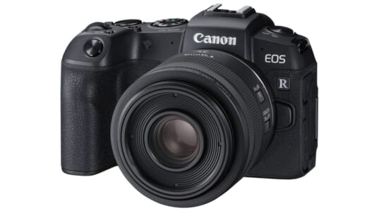 """軽量・手ごろな """"手が届く""""フルサイズカメラ「EOS RP」登場! """"兄機""""・EOS Rとは何が違う?"""