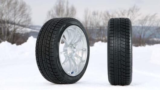 冬のドライブに欠かせない「スタッドレスタイヤ」、実は日本の凍結路はちょっと苦手?