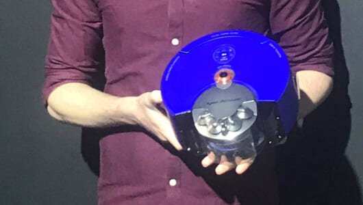 「データ量20倍」でルンバに挑む! ダイソン新ロボット掃除機「Dyson 360 Heurist」進化ポイント