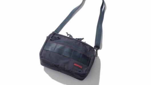 ビジネスアイテムの印象が強い「BRIEFING」のバッグも、これならデイリーユースで