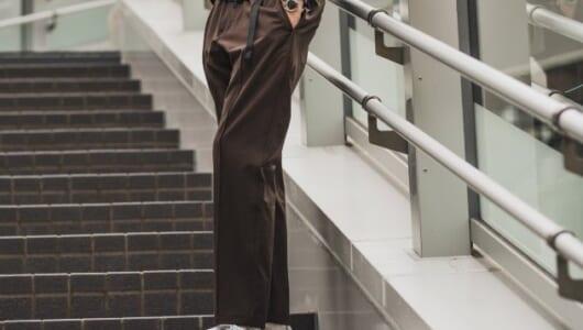「オフに穿きたいパンツがない!」 大人におすすめするセレクトショップの逸品