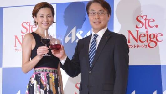 ワイン大使・米倉涼子の嗜み方は? 2019年のワイントレンドとともに解説